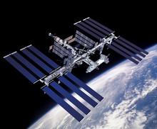 Illustration Of ISS