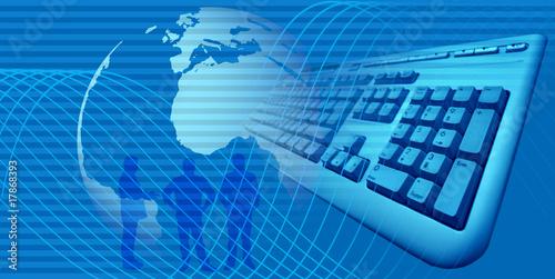 Photo  génération internet