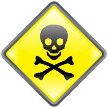 """Panneau """"Danger"""" -- """"Danger"""" Signpost"""
