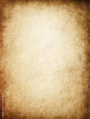Obraz Antique Yellowish Parchment - fototapety do salonu
