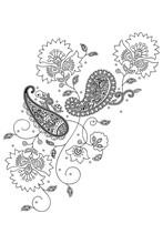 Indian Henna Design
