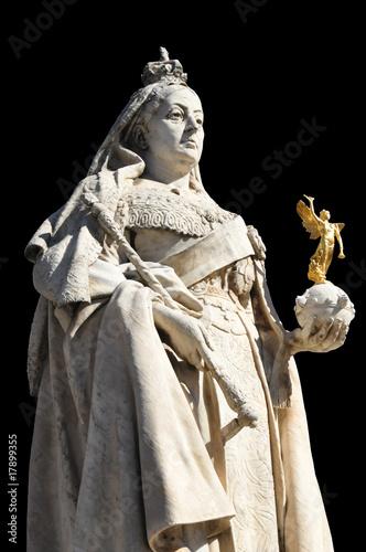 Obraz na płótnie Queen Victoria Jubilee Statue