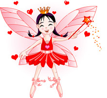 Little Red Fairy