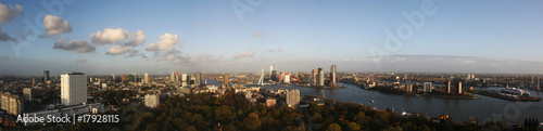 Staande foto Rotterdam Rotterdam in the fall XXL