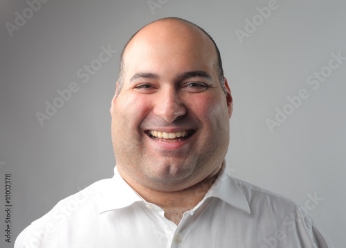 big nice man