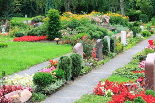 In de dag Begraafplaats Friedhof, Letzte Ruhestätte, Gedenkstätte, Grabstätten