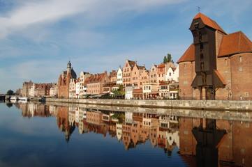 Panel Szklany Gdańsk Gdańsk Motława