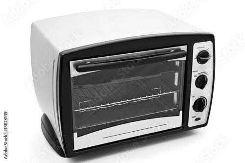 Kitchen oven isolated