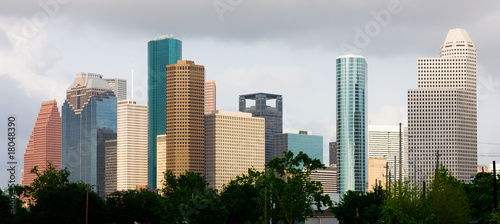 Houston Texas skyscrapers