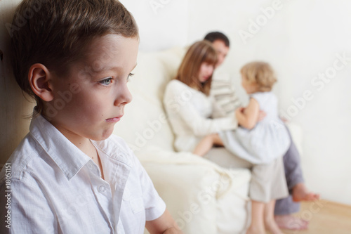 Valokuva Children's jealousy
