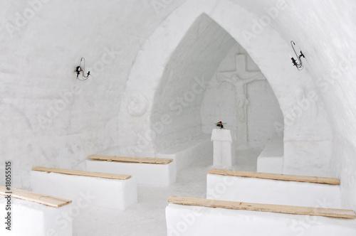 Fotografie, Obraz  Eiskapelle