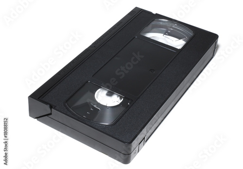 Fotografie, Obraz  Videokassette