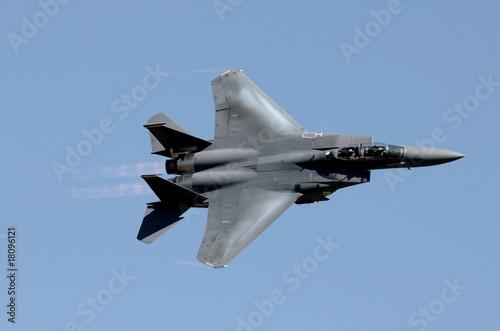 Stampa su Tela Modern jetfighter