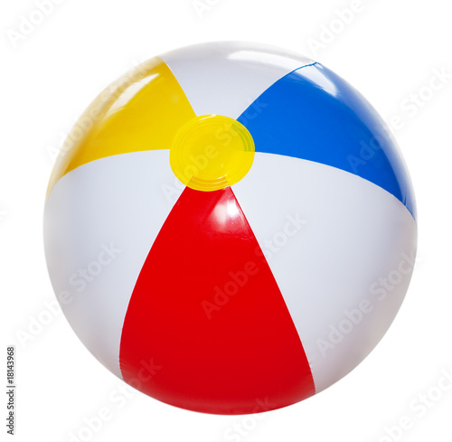 Foto op Canvas Bol Beach Ball