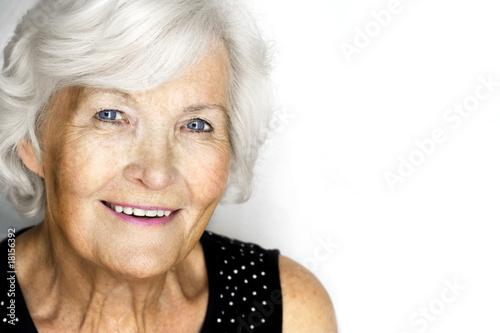 Fotografía  Schöne Seniorin