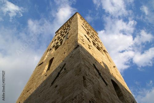 Fényképezés campanile anagni