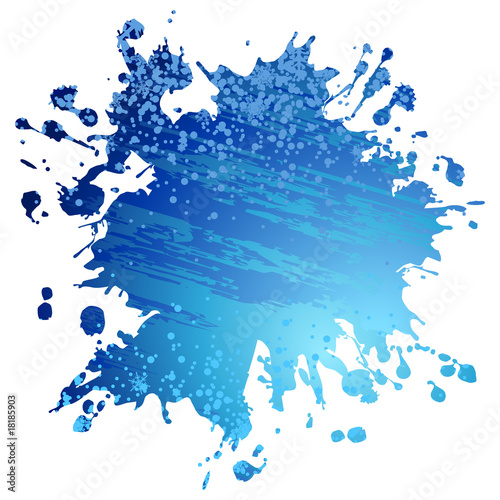 Wall Murals Form abstract background