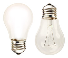 Two Bulbs, One ON One OFF