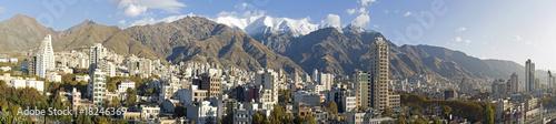 Fotografie, Obraz  Norden von Teheran