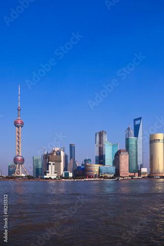 Foto op Aluminium Shanghai shanghai china