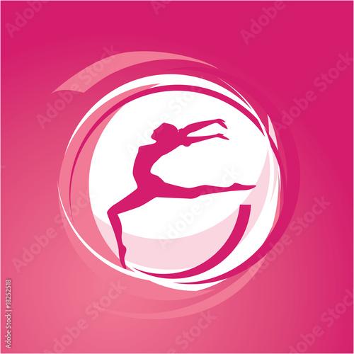 dziewczyna-gimnastyka-wektor
