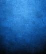 Leinwandbild Motiv blue paint background