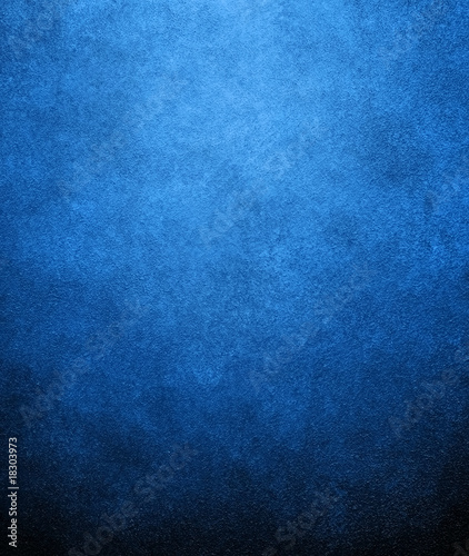 Fotomural  blue paint background