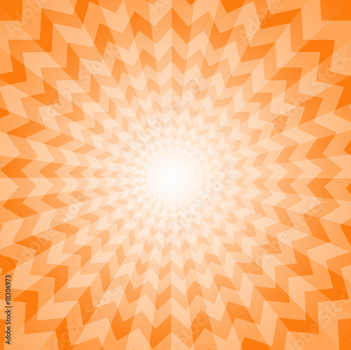 Wall Murals Psychedelic Abstract Vector Background - No Transparencies