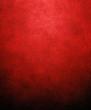 Leinwandbild Motiv red paint background
