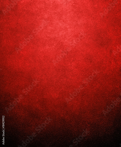 plakat red paint background