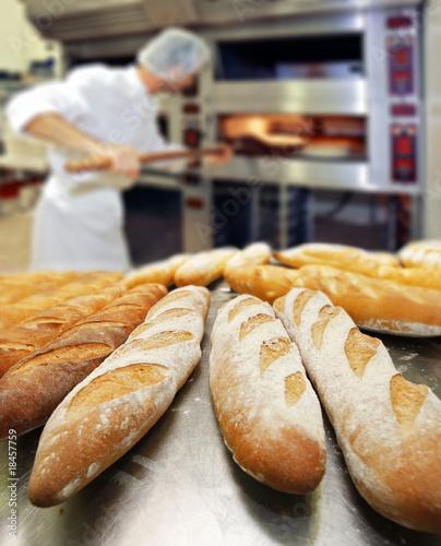 In de dag Bakkerij boulangerie