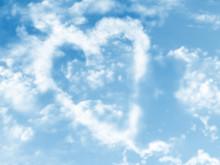 Herz In Den Wolken