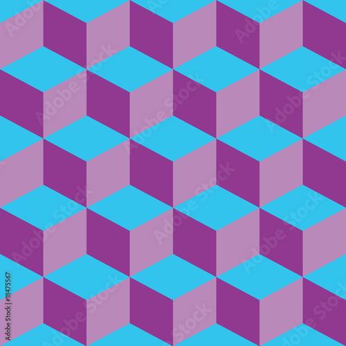 psychodeliczny-wzor-mieszany-fioletowy-i-niebieski