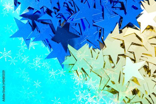 Photo sur Toile Animaux geometriques stars