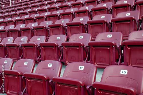 Poster Stadion Stadium Seats