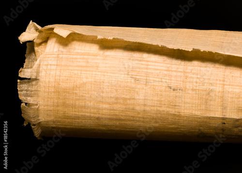 Photo  Pergamena di papiro