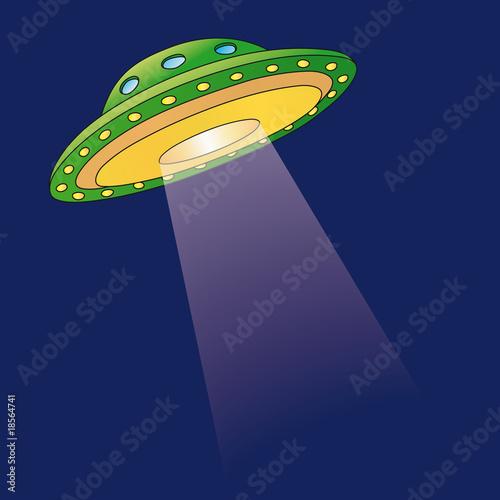Fotografering  ufo