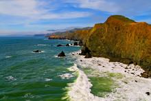 Marin County Coast, California