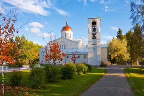 Fotografiet New Valaam monastery in Finland