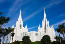 Temple In San Diego, California