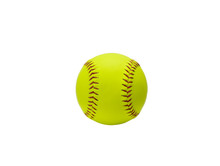 Softball (clipping Path Included)