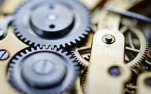Makro Uhrwerk - Macro Watch Mechanism