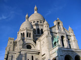 Fototapeta Fototapety Paryż - Bazylika Sacre Coeur
