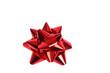 Red rosette
