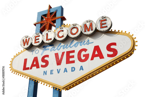 Photo sur Toile Las Vegas Las Vegas Sign