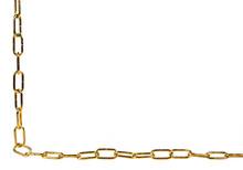 Złoty łańcuch W Lewyn Dolnym Rogu