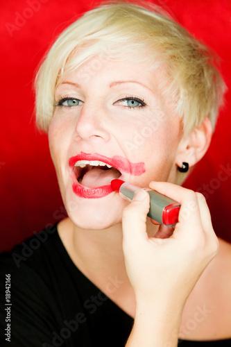 Fotografía  lipstick