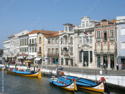 Fotografie, Obraz  Jugendstil in Aveiro