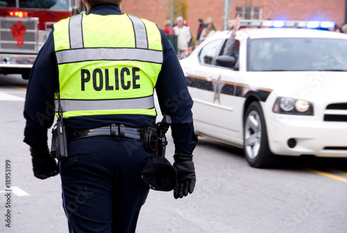 Fotografering Police