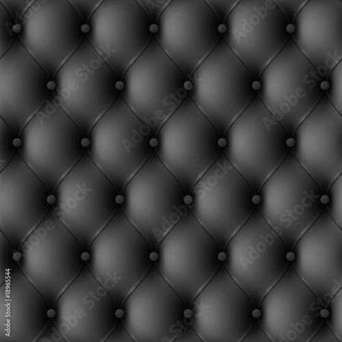 Fotografía  Leather upholstery. Seamless. Vector.